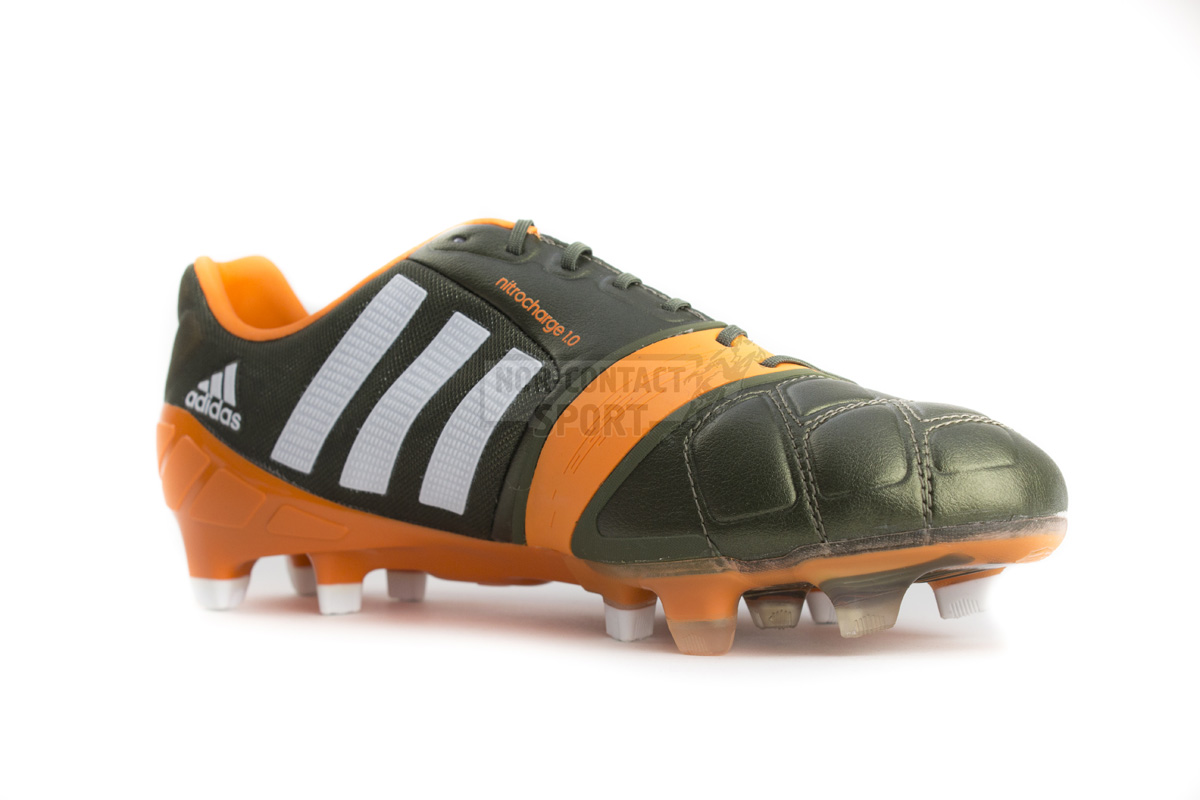 reputable site 5f502 43501 ... official bilde av adidas nitrocharge 1.0 trx fg earth green edbb8 ad2bb