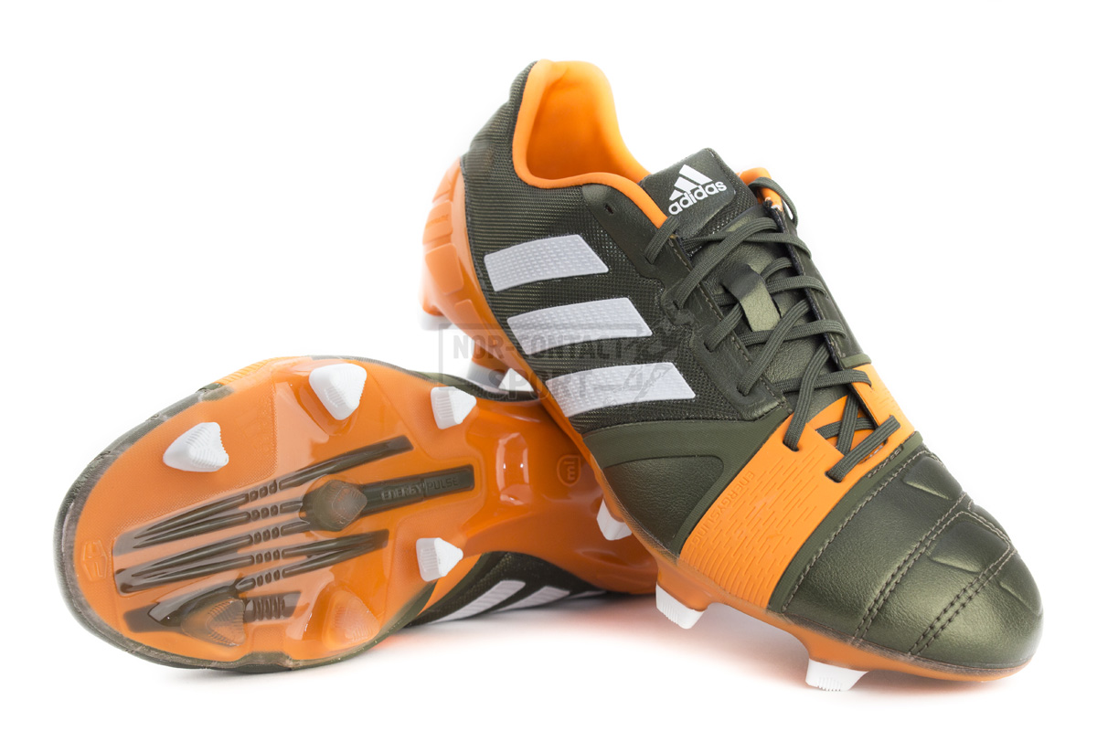 official photos 05deb b36be ... official bilde av adidas nitrocharge 1.0 trx fg earth green 8dcd3 ee59b