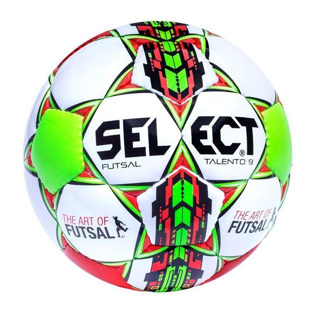 Bilde av Select FB Futsal Talento 9 Hvit/Rød/Grønn