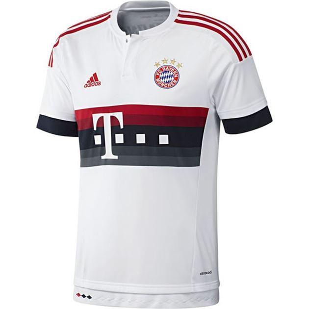 Bilde av Adidas FC Bayern München Bortedrakt 15/16 Barn