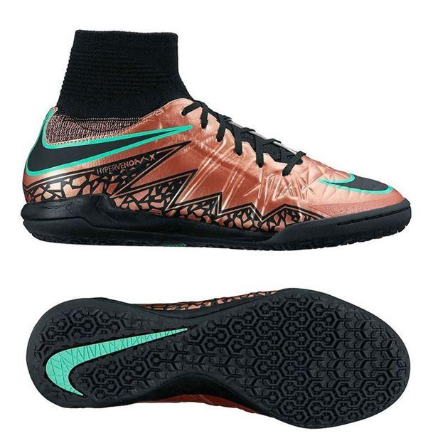 online store 87629 ed2e9 Bilde av Nike HypervenomX Proximo IC Liquid Chrome Pack