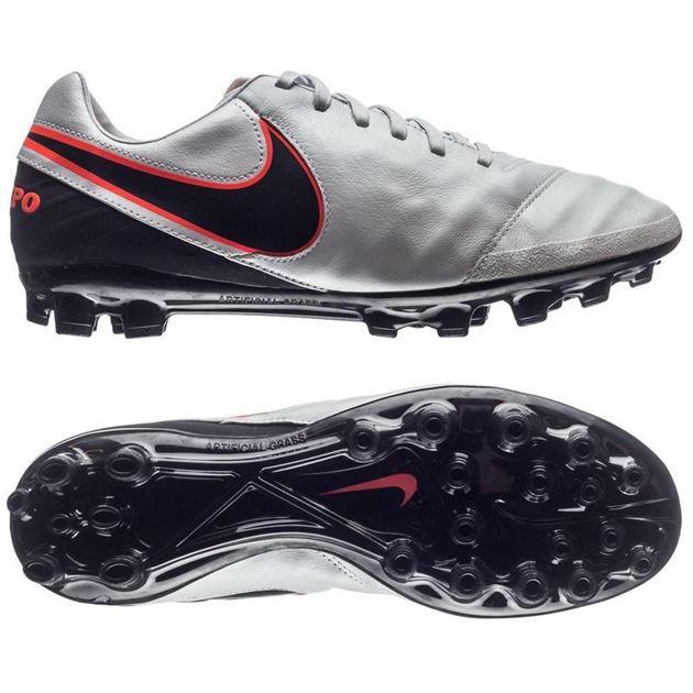 b10696405 Nike Tiempo Mystic V AG-R Liquid Chrome Pack- Fotballsko.no - Sko ...