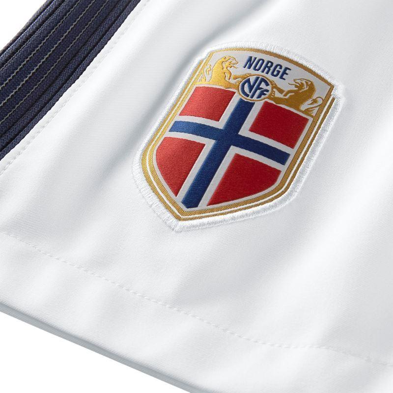 Nike Norge Fotballshorts HjemmeBorte 201617