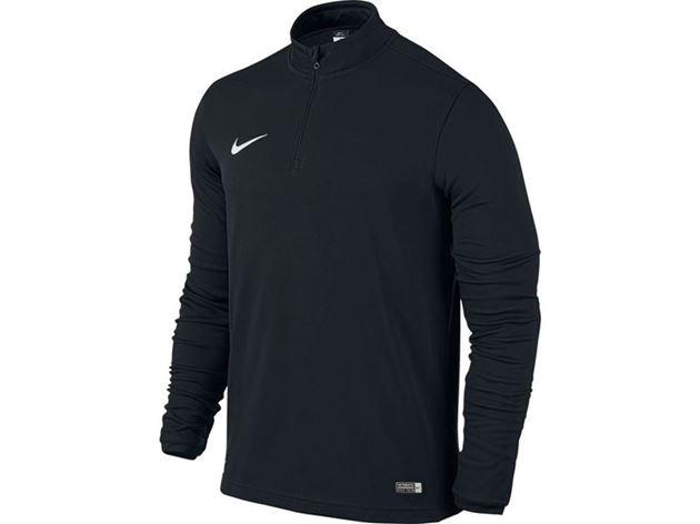7cc69572 Nike Academy 16 Midlayer Treningsgenser Barn Svart- Fotballsko.no ...