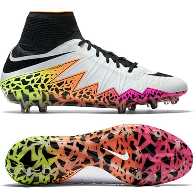 huge selection of e379d c70fd Nike Hypervenom Phantom II FG Radiant Reveal Pack
