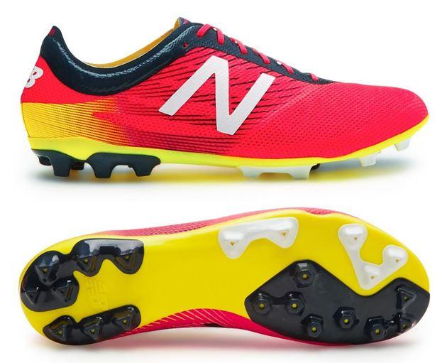new balance furon 2.0 pro ag rød gul blå no sko fra adidas nike og puma nor  contac... FOTBALLSKO bb8276d612a