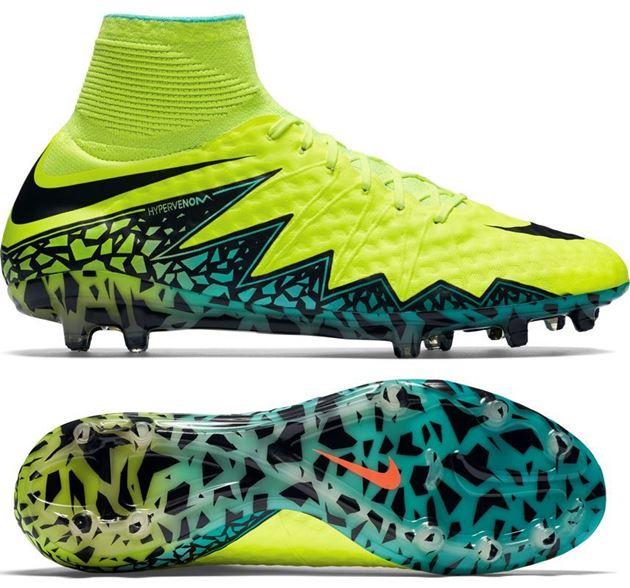 24d444a47a881 Nike Hypervenom Phantom II FG Spark Brilliance Pack- Fotballsko.no ...