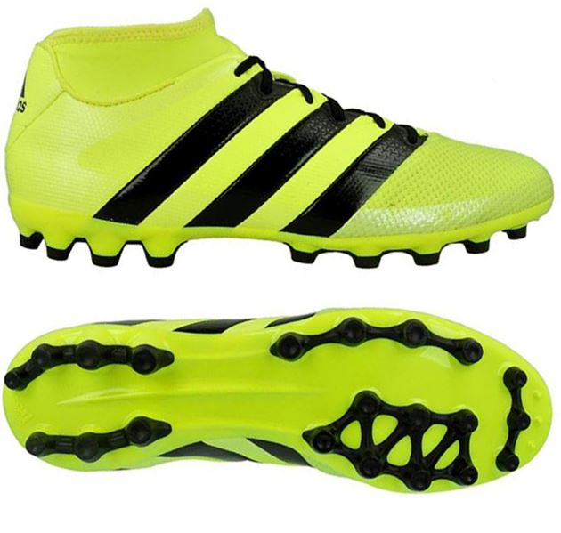 new product 89815 540af Adidas Ace 16.3 Primemesh AG Speed Of Light