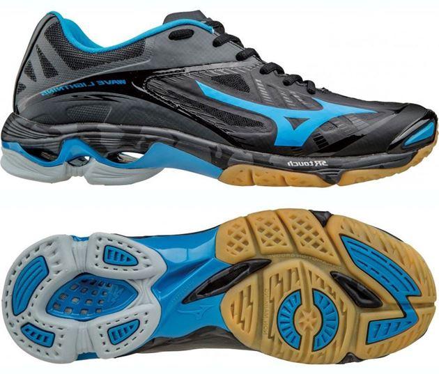 quality design cd022 905ea mizuno wave lightning z2 svart blå no sko fra adidas nike og puma nor  contact sport. FOTBALLSKO