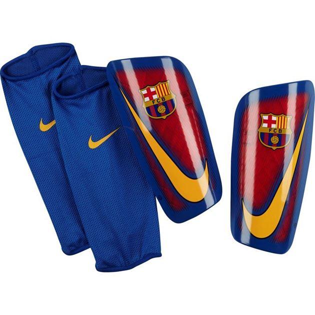 Bilde av Nike Mercurial Lite Leggskinn Rød/Blå FC Barcelona
