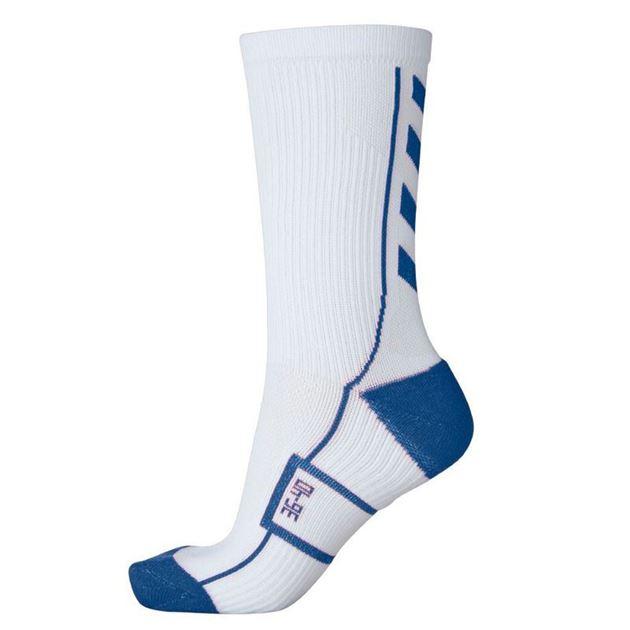 Bilde av Hummel Tech Indoor Sock Low Hvit/Blå