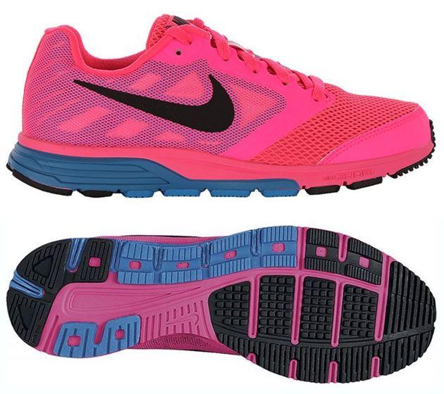 Bilde av Nike Zoom Fly Løpesko Rosa/Blå Dame