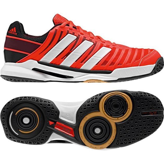 Bilde av Adidas adipower Stabil 10.1 Rød/Svart