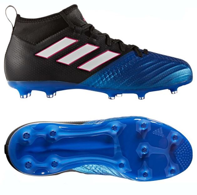 c8bc5f36 BA9215 831960002 BB4315. adidas ace 17.1 fg ag barn blue blast pack no sko  fra ...