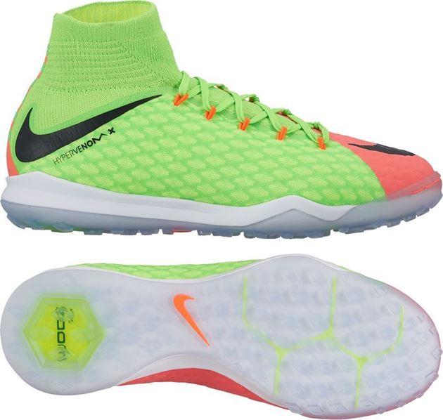 Bilde av Nike HypervenomX Proximo 2 DF TF Barn Radiation Flare Pack