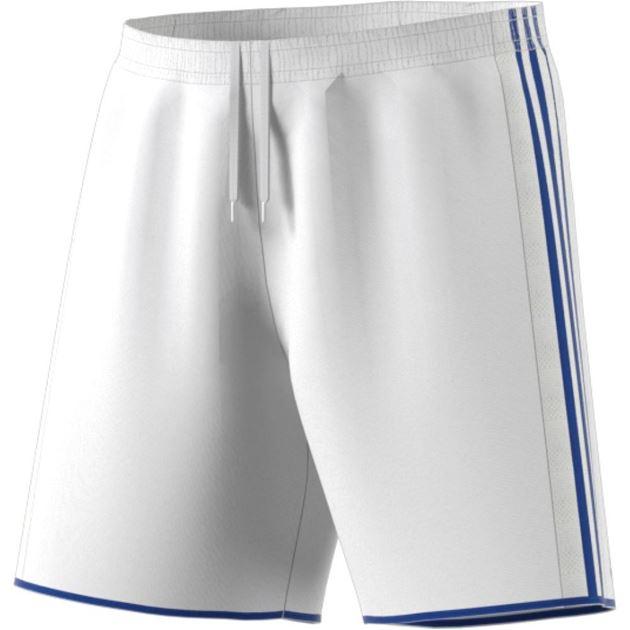 Bilde av Adidas Tastigo 17 Shorts Hvit/blå Kattem IL