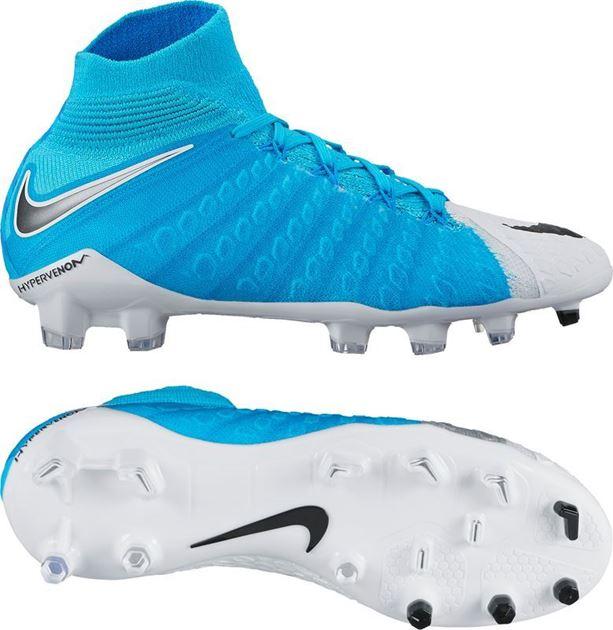 online store 98d40 0a5c1 Nike Hypervenom Phantom 3 DF FG Barn Blur Motion Pack