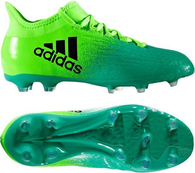 3ef46b97 adidas x 16.1 fg barn turbocharge pack no sko fra nike og puma nor contact  sport. FOTBALLSKO