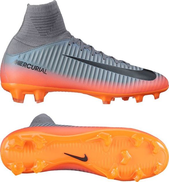 81b5943ca Nike Mercurial Superfly V CR7 FG Chapter 4 Barn- Fotballsko.no - Sko ...