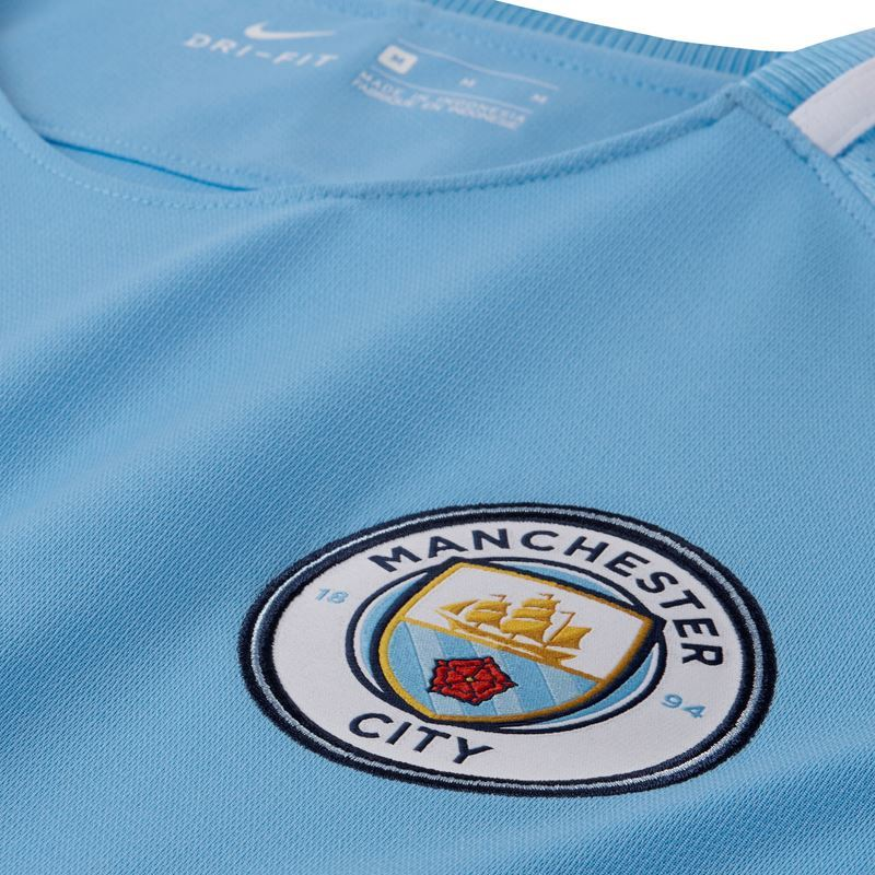 302a8e967 Nike Manchester City Hjemmedrakt 17/18