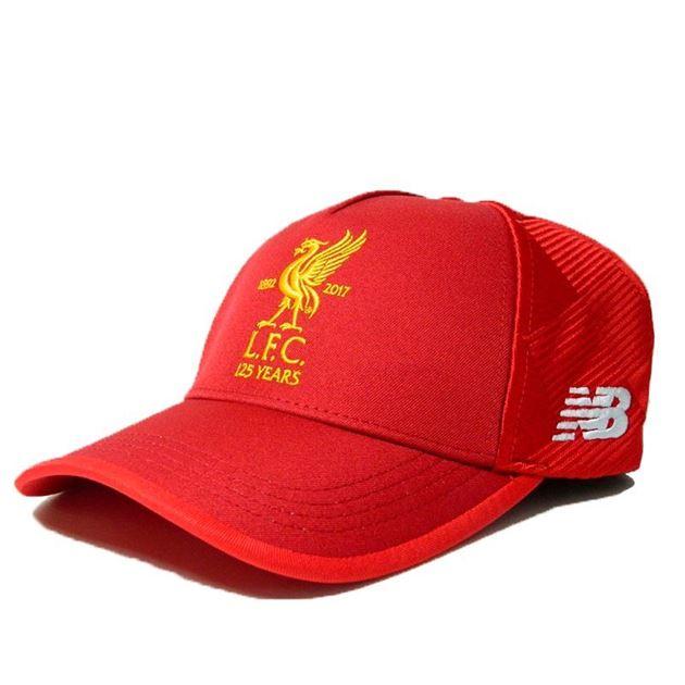 Bilde av New Balance Liverpool FC Anniversary Cap 2017/18