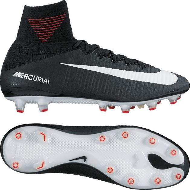 Bilde av Nike Mercurial Superfly V AG-PRO Pitch Dark Pack