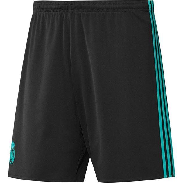 Bilde av Adidas Real Madrid Borteshorts Barn 17/18