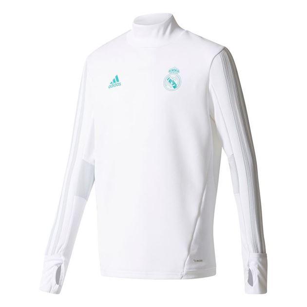 Bilde av Adidas Real Madrid Treningsgenser Barn 17/18