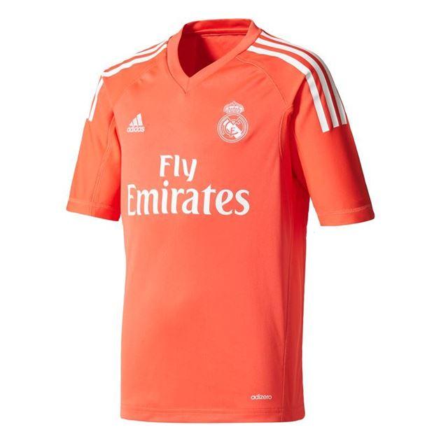 Bilde av Adidas Real Madrid Keepertrøye Borte Barn 17/18
