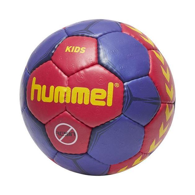 a931dcc6 Hummel Kids Håndball Rød/Lilla- Fotballsko.no - Sko fra Adidas, Nike ...
