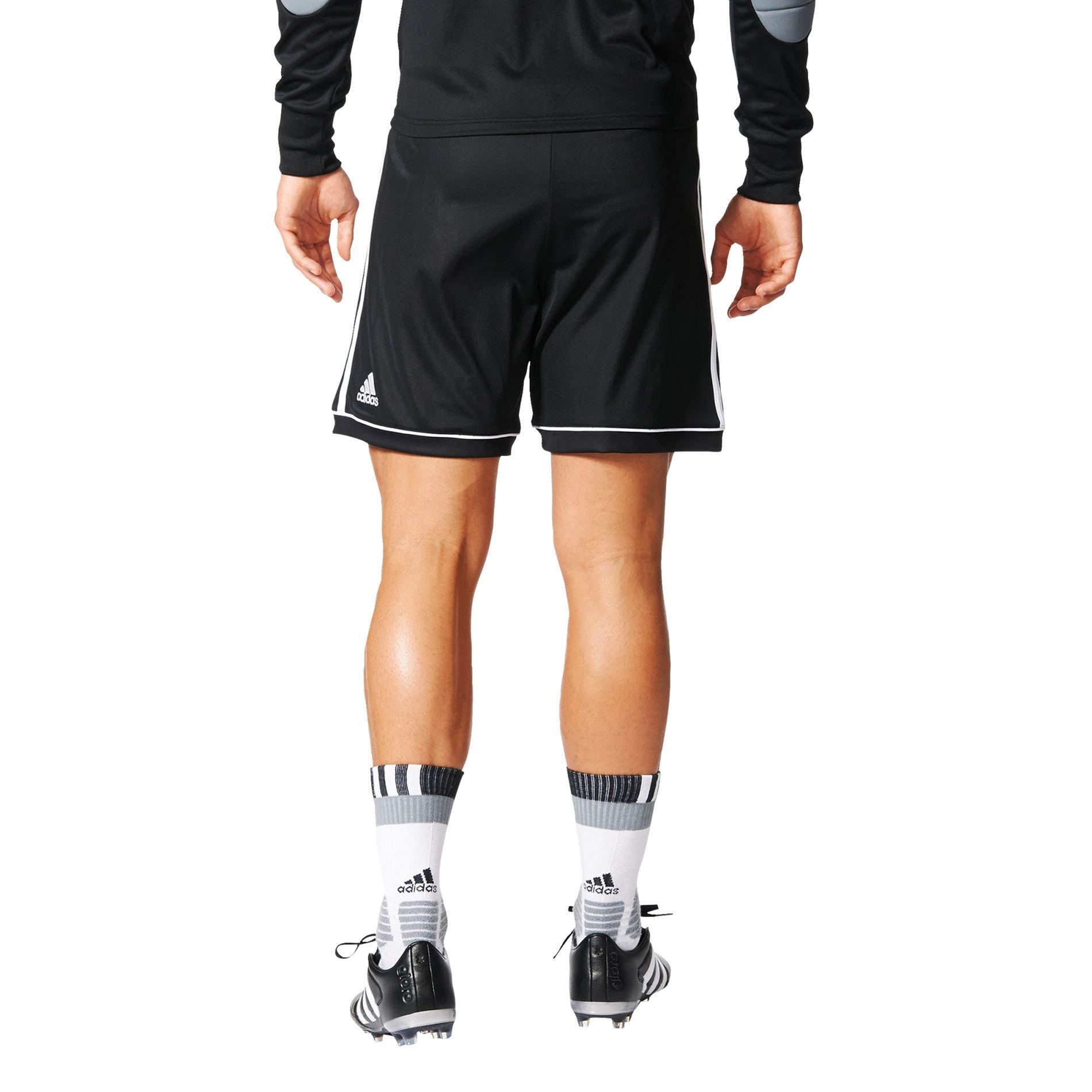 08a71745 Adidas Squad 17 Shorts WB Svart/Hvit- Fotballsko.no - Sko fra Adidas, Nike  og Puma. Nor-Contact Sport