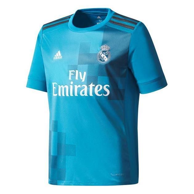 Bilde av Adidas Real Madrid Tredjedrakt Barn 17/18