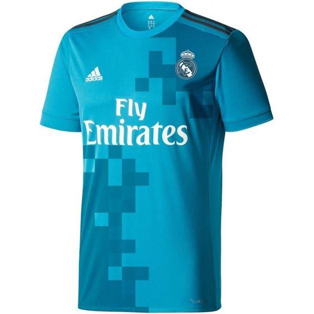 Bilde av Adidas Real Madrid Tredjedrakt 17/18