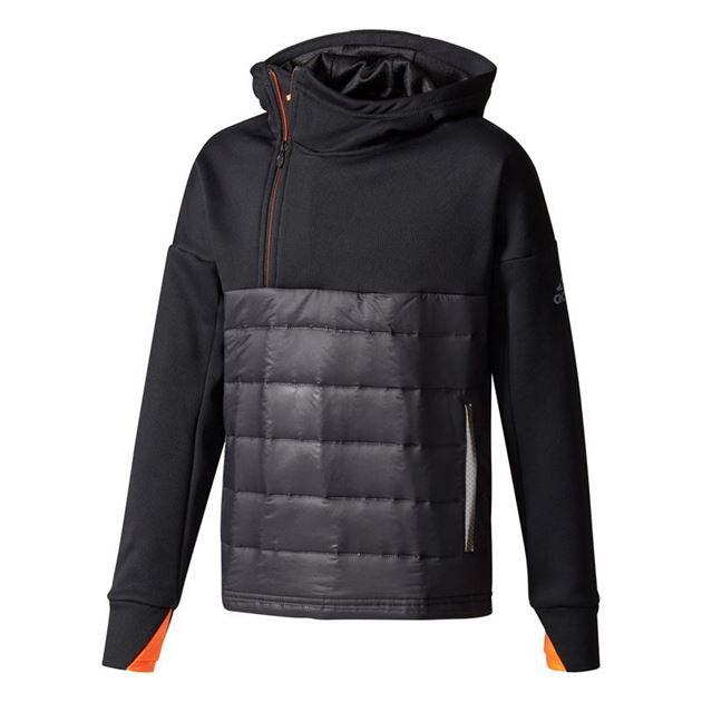 49c9db1c0 Adidas Treningsjakke 1/2 Zip Barn Messi Pyro Storm Pack