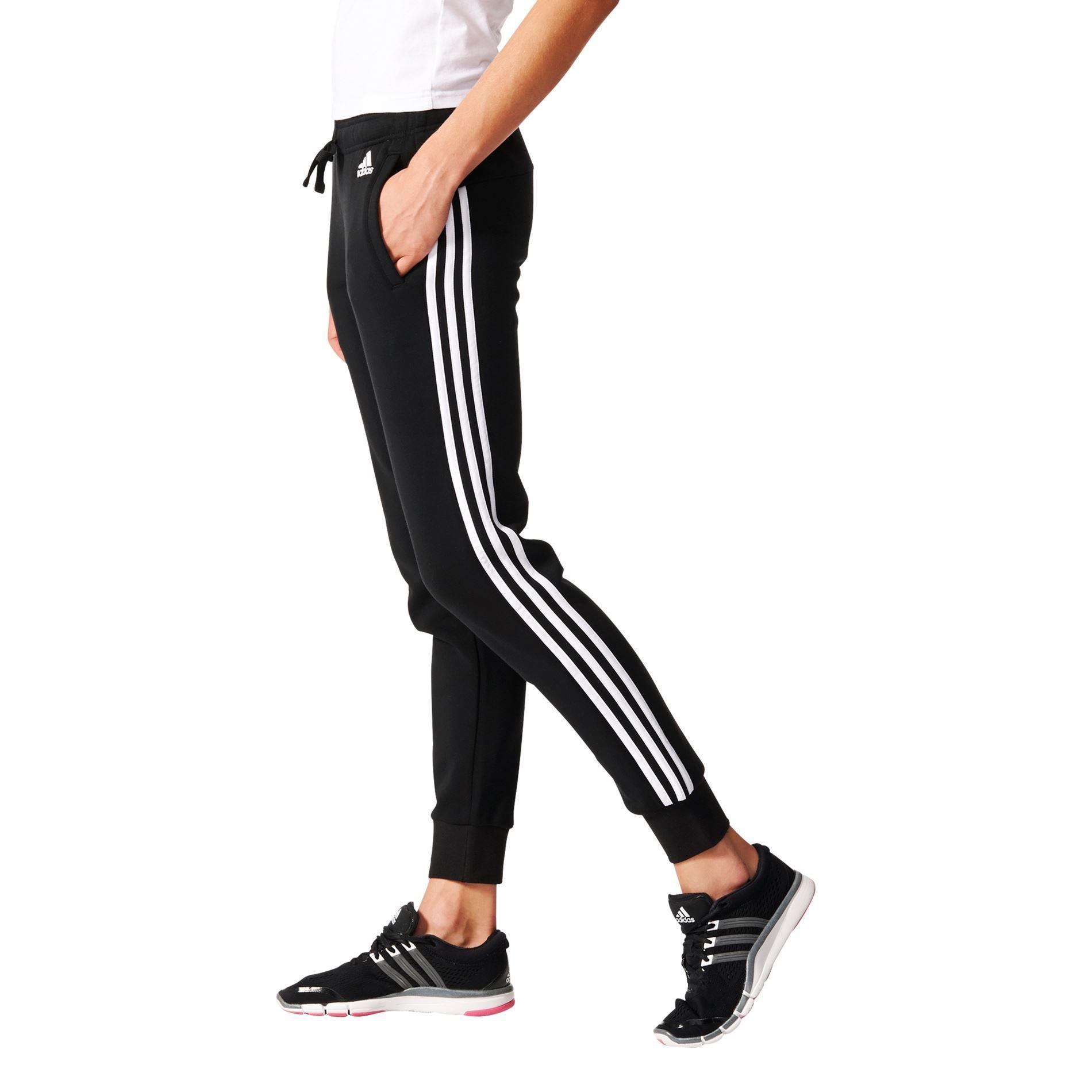 Adidas Essentials 3 stripes Bukse Dame