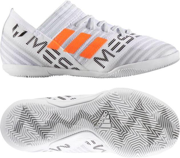 2fd2a879e907 adidas nemeziz messi tango 17.3 indoor futsal barn pyro storm pack no sko  fra nike o.