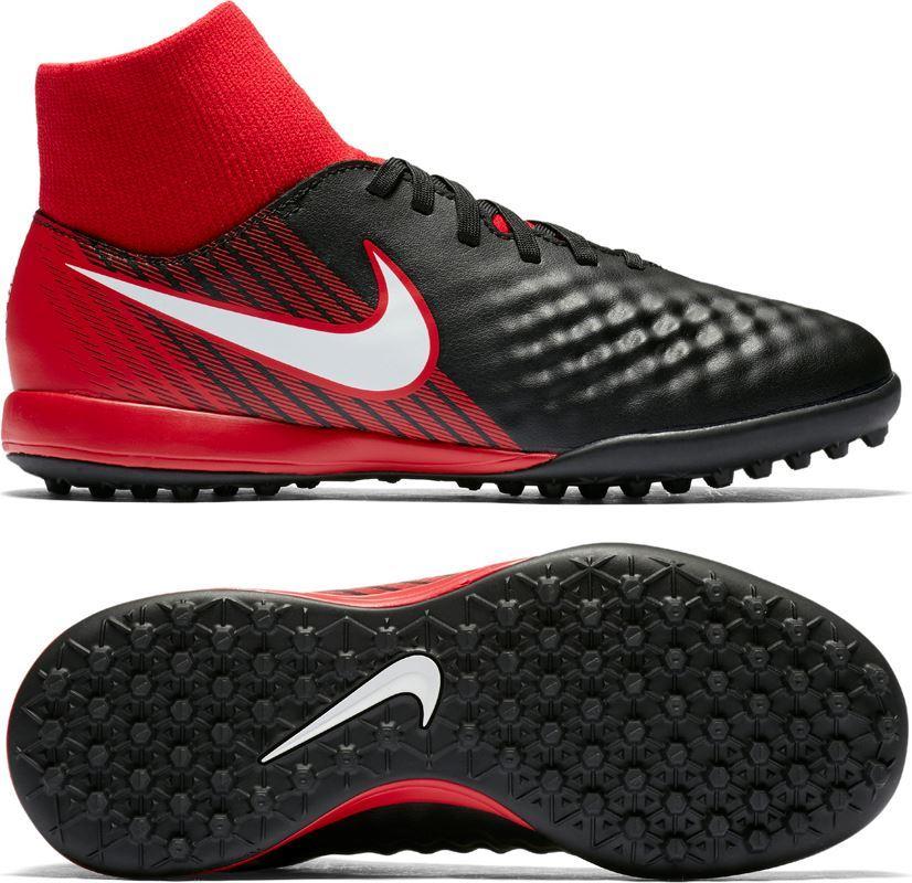 Nike Kids MagistaX Onda II DF TF Black & White