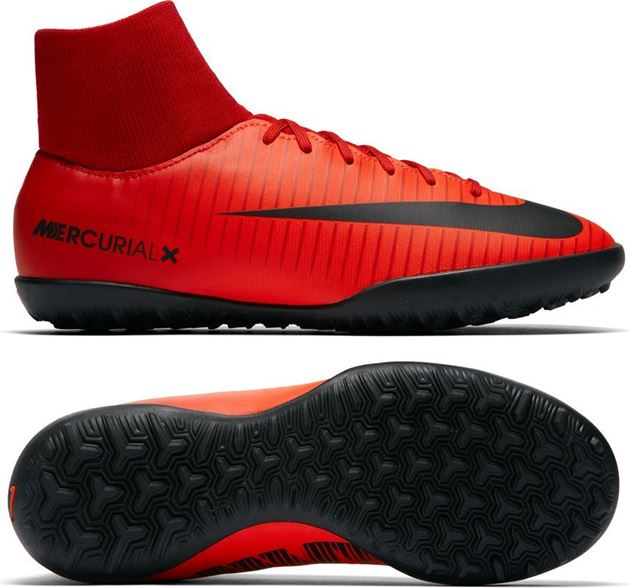 Bilde av Nike MercurialX Victory 6 DF TF Barn Fire