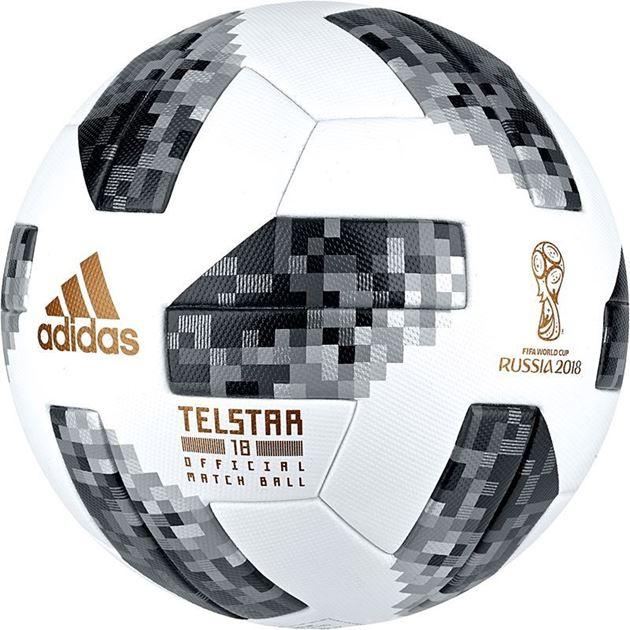 Bilde av Adidas Telstar 18 Offisiell Matchball VM 2018