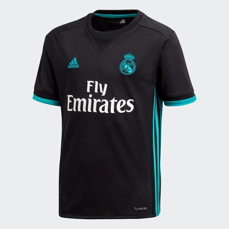 85d5292c Adidas Real Madrid Bortedrakt 2017/18 Barn- Fotballsko.no - Sko fra ...