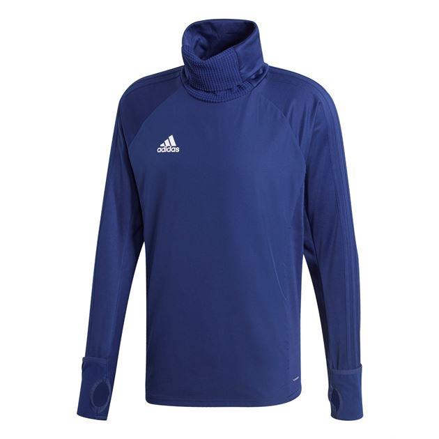 Bilde av Adidas Condivo 18 Warm Treningsgenser Barn Byåsen Fotball