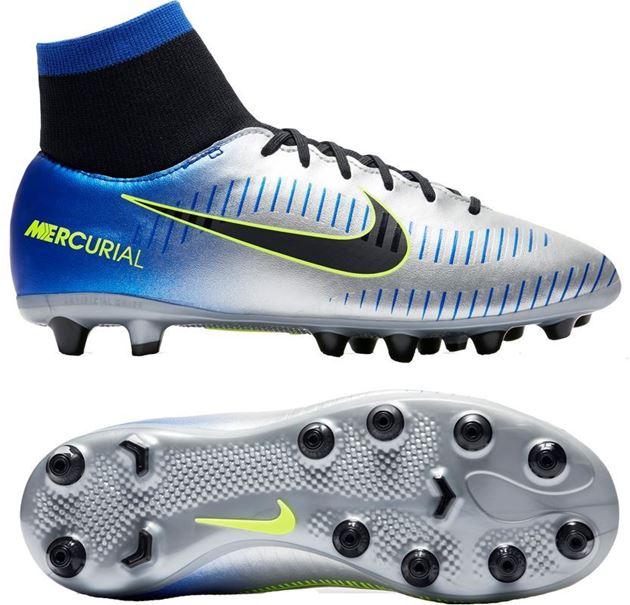 new product f9d5d 4f428 Nike Mercurial Victory 6 DF Neymar AG-PRO Barn