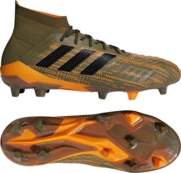 best sneakers 0365a 192d5 Adidas Predator 18.1 FG AG Lone Hunter Pack
