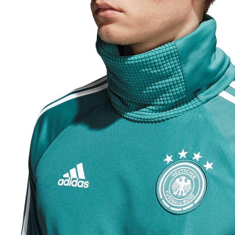 Adidas Tyskland Warm Treningsgenser