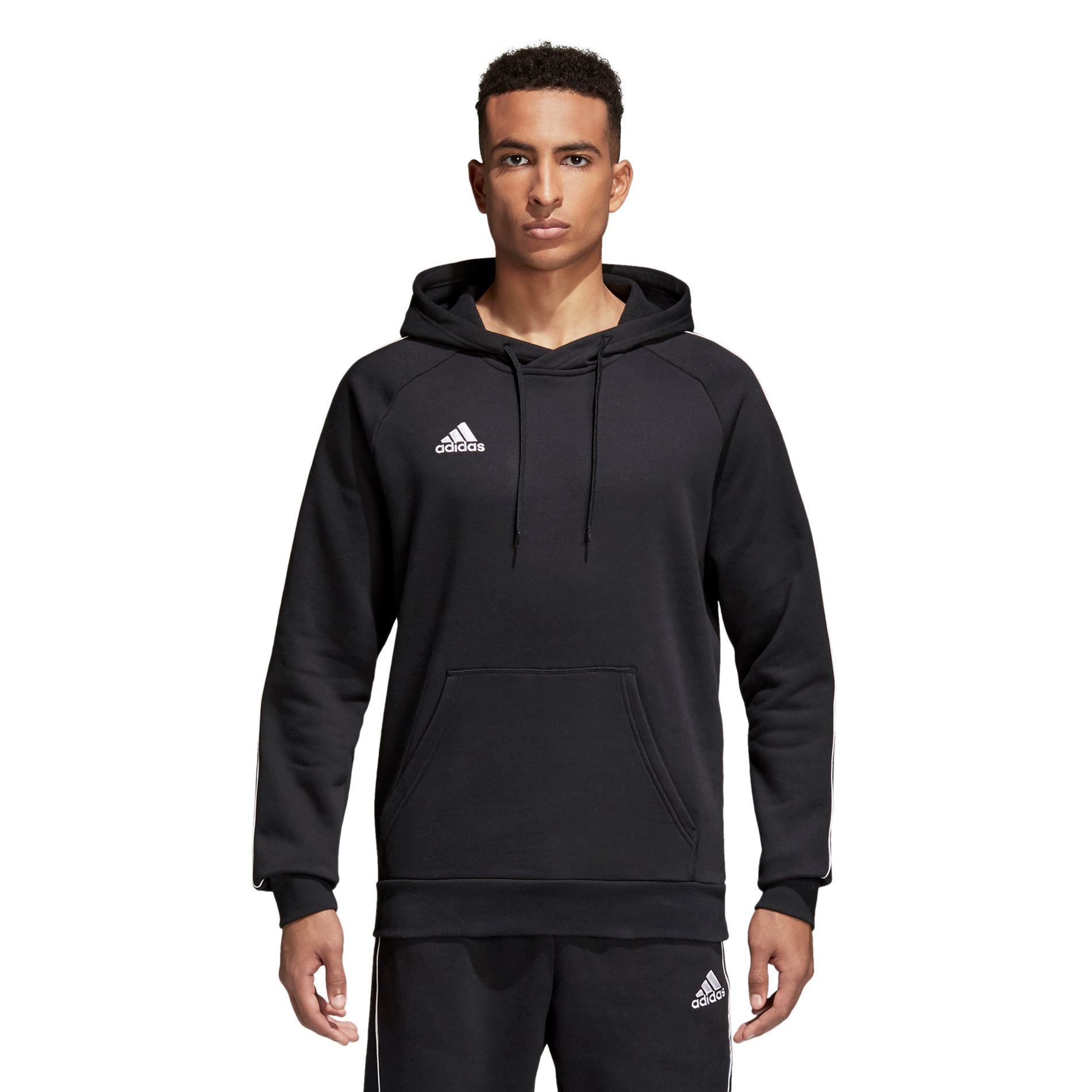 e43928ee Adidas Core 18 Hettegenser Utleira IL- Fotballsko.no - Sko fra Adidas, Nike  og Puma. Nor-Contact Sport