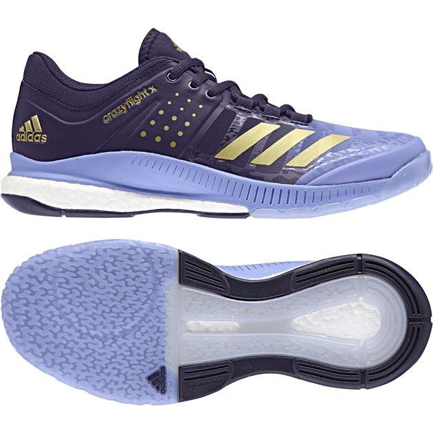 3be769cb Adidas Crazyflight X Hallsko Dame- Fotballsko.no - Sko fra Adidas ...