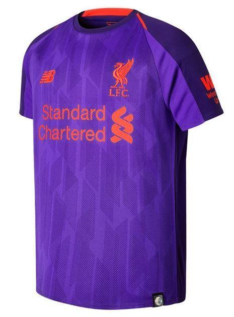 Bilde av New Balance Liverpool FC Bortedrakt Barn 18/19