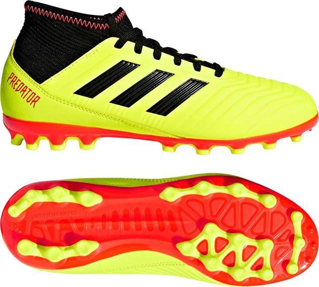 4bb4c29b Adidas Predator 18.3 AG Barn Energy Mode- Fotballsko.no - Sko fra ...
