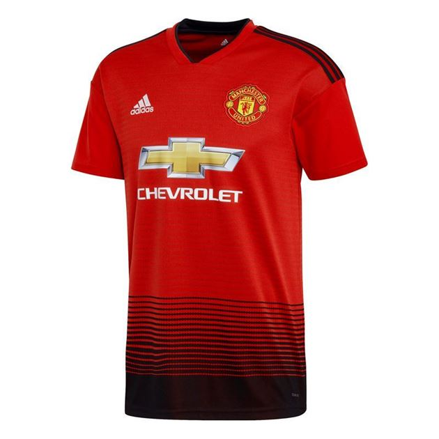Bilde av Adidas Manchester United Hjemmedrakt 18/19