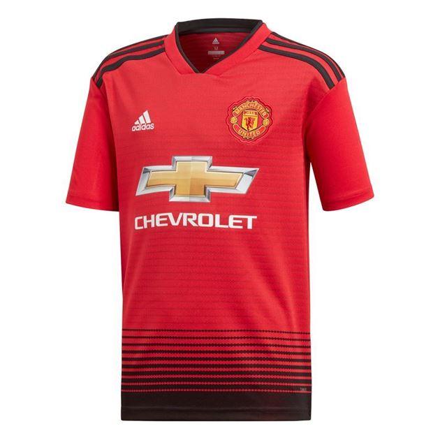 Bilde av Adidas Manchester United Hjemmedrakt 18/19 Barn